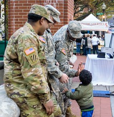 2017-11-04 Salute to Veterans (Photograph by Norma Smith) 14