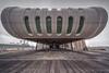 Las Palmas @ Rotterdam (Jan Hoogendoorn) Tags: nederland netherlands rotterdam laspalmas opendakendagen2018 architectuur architecture gebouw building haven harbour dak roof flickrsbest