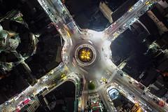 文化路圓環|嘉義事 (里卡豆) Tags: 嘉義 臺灣省 台灣 tw mavicair dji 大疆 空拍機 mavic air drone taiwan