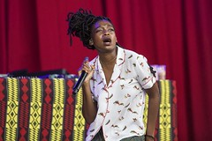 "Little Simz - Sonar 2018 - Jueves - 7 - M63C1775 • <a style=""font-size:0.8em;"" href=""http://www.flickr.com/photos/10290099@N07/41912959985/"" target=""_blank"">View on Flickr</a>"