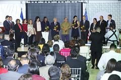 25 Años FIAES JQ012 (US Embassy San Salvador) Tags: elsalvador embajadaamericana embajadadelosestadosunidos ministroconsejero markjohnson juanquintero fiaes 25años