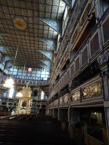 Reformierte Friedenskirche in Jawor (UNESCO-Welterbe)