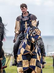 _DSC1727 (Sam Smith Photography) Tags: 2018 ardrossan ardrossancastlecarnival carnival castle enacment jousting medevil outlander scotland