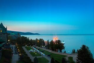 G7 - Le Manoir Richelieu, Fairmont Hotel, La Malbaie, Charlevoix, Québec Canada