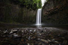 Abiqua Falls (Joshua Johnston Photography) Tags: oregon pacificnorthwest pnw joshuajohnston sonya7ii landscapephotography nature abiquafalls waterfall canonef1635mmf28liii