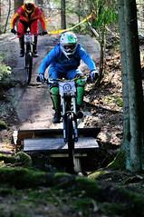 Alebacken bike park (Arndted) Tags: sydsvenskadhcupen alebackenbikepark alebacken sweden sverige downhill mountainbike mtb nikon d300s sigma ex100300f4