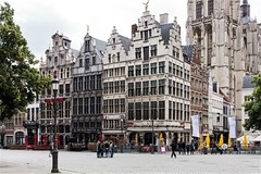 Antwerpen, oude binnenstad. (parnas) Tags: antwerpen belgium citycentre oudebinnenstad streetphotography travel