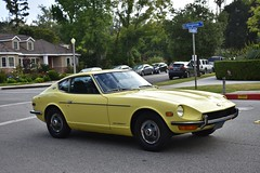 8th Annual San Marino Motor Classic (USautos98) Tags: 1971 datsun 240z