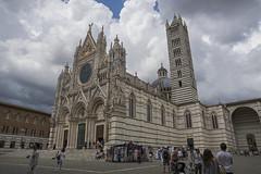Cathédrale de Sienne (Philippe RICHARD 37) Tags: italie toscane siene basilica di san domenico florence duomo siena fonte gaia fortezza santa barbara pentax k5ii sony a77ii