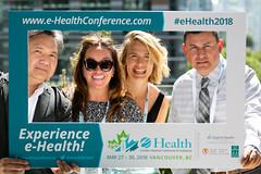 e-Health 2018 - Tuesday, May 29, 2018