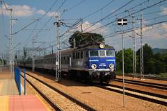 EP07-1004 (Krzysztof D.) Tags: polska poland polen station stacja kolej railway bahn pociąg train zug