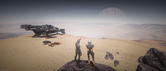 """GREAT PLANS"" 4K wallpaper (Corsair62) Tags: star citizen game screenshot squadron 42 flight space ship cig robert industies pc ingame shot simulator video wallpaper corsair62 photography reclaimer 4k 219 gaming image scifi foundry cloud imperium games people photo olisar station dragonfly yellowjacket mountain road cutlass daymar"