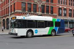 Centro Bus (So Cal Metro) Tags: bus metro transit newflyer d30lf centro syracuse newyork upstate
