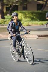 Students at the Stanford University (Yang Yu's Album) Tags: student biking 骑自行车 学生 斯坦福 加州 美国 索尼 sony a7r3 stanforduniversity stanford california unitedstates us