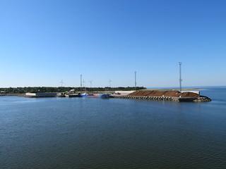 Virtsu sadam / Virtsu port, Estonia