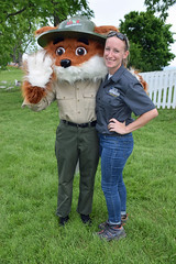 Sky Meadows Strawberry Festival (vastateparksstaff) Tags: skymeadowsstatepark specialevent holidays summer staff