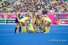 Hockey Final (petedovevents) Tags: hockey goldcoast commonwealthgames canon canonaustralia gold goldmedal petedov peterdovgan newzealand australia sport sports sportsphotography sportphotography games women womensport athletes