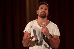Manu Bennett (Gage Skidmore) Tags: manu bennett phoenix comic fest 2018 comicon convention center arizona