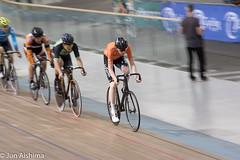 Div 1 points race (Biker Jun) Tags: 2018 disc may melbourne melbourneomnium cycling trackcycling velodrome thornbury victoria australia