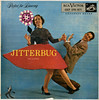 Jitterbug Or Lindy (Jim Ed Blanchard) Tags: lp album record vintage cover sleeve jacket vinyl weird funny strange kooky ugly thrift store novelty kitsch awkward fred astaire jitterbug lindy dancing red dress