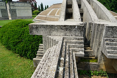 2018-05-FL-187409 (acme london) Tags: carloscarpa concrete grave graveyard italy landscape tombabrion