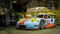 Porsche 911 RSR (991) (chumako@bellsouth.net) Tags: porsche 911 rsr supergt gulf racing ps4 gt sport scapes gaming