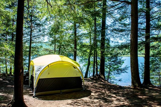 Adirondack Mountains - Lewey Lake - May 29, 2018
