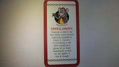Early 1990s Chuck E. Cheese Sign (Conversus W. Vans (Paul)) Tags: chuck e cheese appleton wi arcade retro showbiz pizza wisconsin