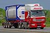 RENAULT Premium - ADAMS Grangemouth (scotrailm 63A) Tags: lorries trucks tankers