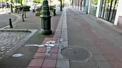 Oak Oak / Bruxelles - 17 mai 2018 (Ferdinand 'Ferre' Feys) Tags: bxl brussels bruxelles brussel belgium belgique belgië streetart artdelarue graffitiart graffiti graff urbanart urbanarte arteurbano ferdinandfeys oakoak