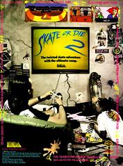 Skate or Die 2 (Vault1541) Tags: electronicarts nes