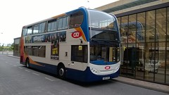10012 AE12CKD (tmartintrevor1) Tags: 10012 stagecoach ae12ckd peterborough east adl alexanderdennisenviro400