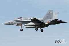C.15-23 Spanish Air Force (Fuerza Aerea Española) McDonnell Douglas EF-18A Hornet (EaZyBnA - Thanks for 2.000.000 views) Tags: c1523 spanishairforce fuerzaaereaespañola mcdonnelldouglasef18ahornet mcdonnelldouglas ef18ahornet mcdonnelldouglashornet warbirds warplanespotting warplanes warplane autofocus airforce aviation air airbase approach ngc nato military militärflugzeug militärflugplatz mehrzweckkampfflugzeug luftwaffe luftstreitkräfte luftfahrt leeuwarden leeuwardenairbase airbaseleeuwarden vliegbasisleeuwarden militärflugplatzleeuwarden vliegbasis eazy eos70d ef100400mmf4556lisiiusm europe europa 100400isiiusm 100400mm netherlands niederlande holland frisianflag exercisefrisianflag exercise spain spainairforce spanien ehlw flugzeug jet jetnoise planespotter planespotting plane kampfflugzeug
