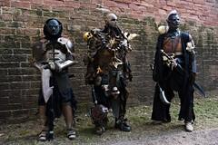 Orks - 1 (fotomänni) Tags: ork orks fantasy kostüme kostümiert costumes costumed masken masks manfredweis
