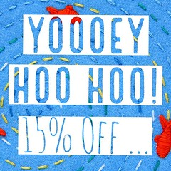 I'm back!! 👋 And hitting the ground running with 15% Off in my Etsy shop and website for the next 48 hours (ish) with code woohoo15 then a brand new kit on Friday! 💃🍎 (ohsewbootiful) Tags: ifttt instagram embroidery etsy etsyuk gifts giftsforher homedecor hoopart fiberart handembroidery handmade etsyseller embroideryhoop shophandmade handmadegifts decor wallhanging bestofetsy instaart hoopsofinstagram madebyme stitchersofinstagram