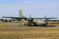 Transall C-160D Germany - Air Force 50-57 (herpeux_nicolas) Tags: transall c160d c160 germanyairforce gaf luftwaffe forceaériennedelallemagne 5057 militaire military cherbourgmaupertus lfrc cer dday dday2018