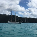 Sailing the Whitsundays (6 June)