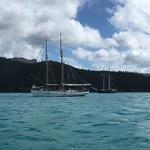 Sailing the Whitsundays (6 June)