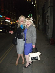 Out With Jen (rachel cole 121) Tags: tv transvestites transgendered tgirls crossdressers cd