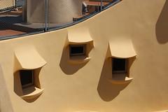 IMG_9470 La Pedrera (Casa Milà) (drayy) Tags: spain barcelona gaudi house apartment apartments building architecture lapedrera casamilà casamila antonigaudí gaudí