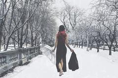 Long_Way_Home (WendyBaker) Tags: urban fineart mutedcolors pastel portrait conceptual surreal model angel