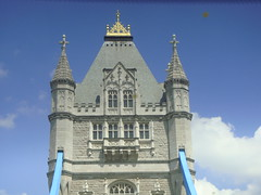 Tower Bridge (Rckr88) Tags: london unitedkingdom united kingdom tower bridge towerbridge bridges bridgetower towers architecture greatbritain england europe travel travelling