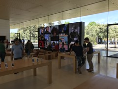 Apple Campus 2 Vistor Center