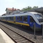 Kleve: Alstom Coradia LINT