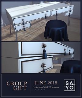 SAYO | Group Gift June '18