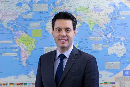 Secretário de Comércio e Serviços, Douglas Finardi Ferreira