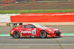 British GT Championship 2018 - Silverstone - RJN Motorsport Nissan GT-R Nismo GT3 (Si 558) Tags: nissangtr nissan gtr british gt championship britishgtchampionship silverstone motor racing sport motorsport nismo gt3 rjnmotorsport