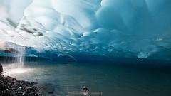 Mendenhall Ice Caves (Stephen Ball Photography) Tags: alaska juneau glacier mendenhallglacier mendenhall ice icecave cave water blue cold exploring hiking southeastalaska outdoors outside nature natural canon canon5dmkiii5d canoneos5dmarkiii 24105