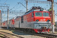 VL10-1029 (zauralec) Tags: rzd ржд электровоз локомотив курган депо kurgan depot вл10 vl10 vl101029 1029 вл101029