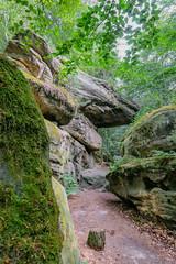 Labyrinth 1 (he-photogrphy) Tags: labyrint elbsandsteingebirge felsen